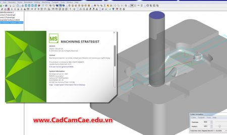 Machining Strategist Download Full Setup và hướng dẫn